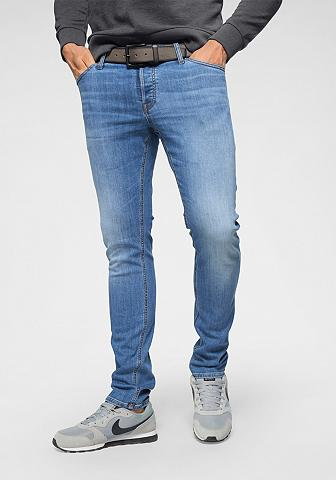JACK & JONES Jack & Jones siauri džinsai »Glen«