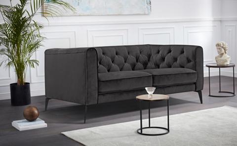 LEONIQUE Dvivietė sofa »Namarda«