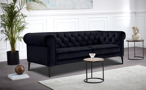 Premium collection by Home affaire Chesterfield-Sofa »Tobol« im modern