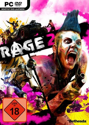 BETHESDA Rage 2 Deluxe Edition PC
