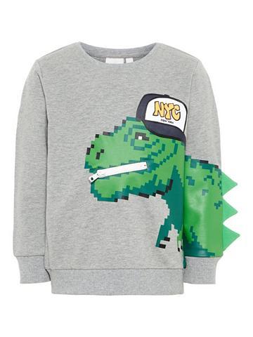 NAME IT Dinosaurierprint Sportinio stiliaus me...