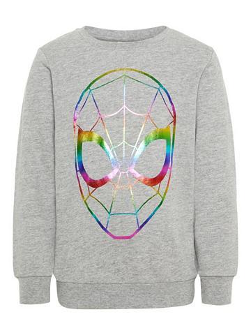 NAME IT Spiderman Sportinio stiliaus megztinis...