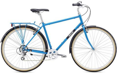 BREEZER Bikes Urbanbike »DOWNTOWN EX« 8 Gang S...