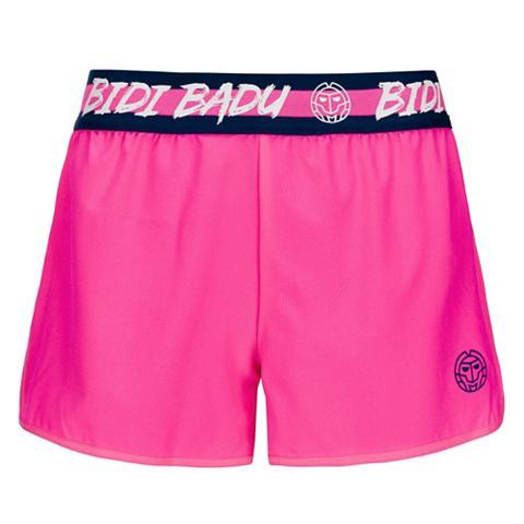 BIDI BADU 2-in1-Shorts su innenliegender dvirati...