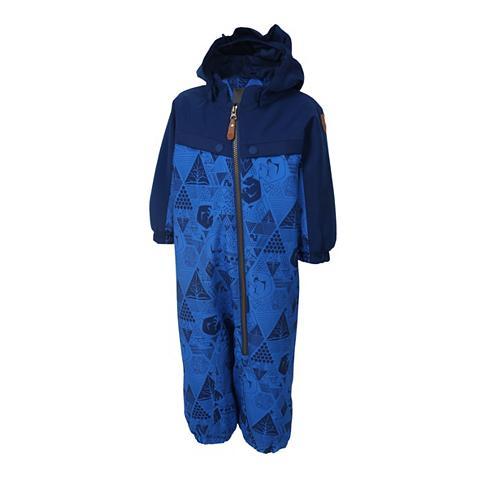 COLOR KIDS Žieminis kostiumas su asimetriškas Užt...