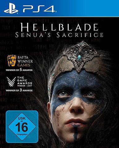 505 GAMES Hellblade: Senua's Sacrifice PlayStati...