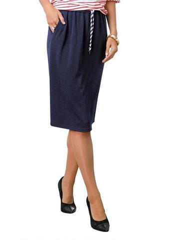 ATELIER GS Trikotažinis sijonas