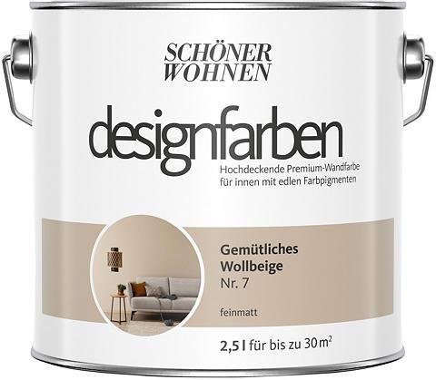 SCHÖNER WOHNEN-KOLLEKTION Gražus WOHNEN FARBE Farbe »Designfarbe...