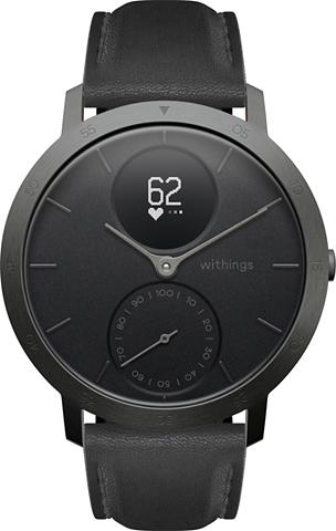 WITHINGS Connected Watch »Steel HR Limited Edit...