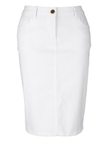 AMY VERMONT Džinsinis sijonas in 5 kišenės