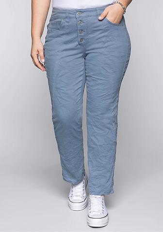 SHEEGO CASUAL Sheego Kelnės su 5 kišenėmis