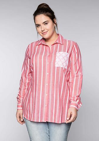 SHEEGO CASUAL Sheego Ilgi marškiniai
