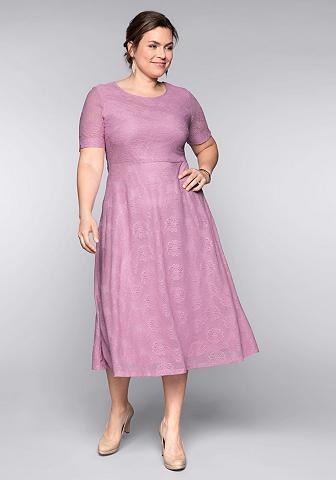 SHEEGO STYLE Nėriniuota suknelė