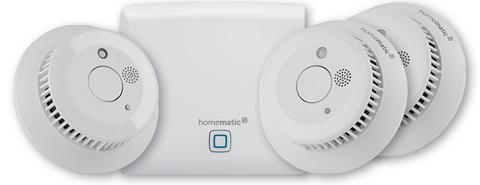 Homematic IP Smart Home »Starter rinkinys Rauchwarn...