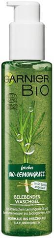 GARNIER Gesichtsreinigungsgel »Bio Lemongrass«...