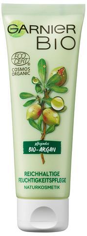 GARNIER Feuchtigkeitscreme »Bio Argan«