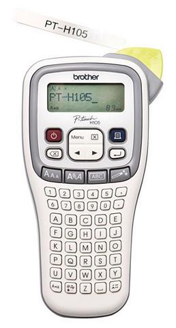 BROTHER Ženklinimo prietaisas »P-touch H105 Ha...