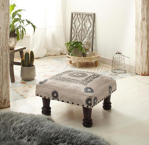 HOME AFFAIRE Kojų kėdutė »Javed« iš gražus medvilnė...