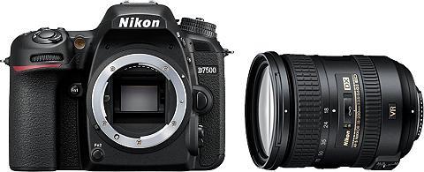 Nikon »D7500+AF-S DX 18-200 VR« Spiegelrefle...