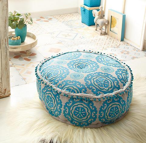 HOME AFFAIRE Pufas Kojų kėdutė »Javed« iš gražus me...