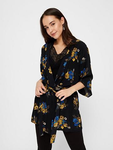 PIECES Gėlių raštu kimono