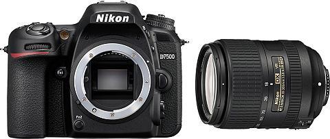 Nikon »D7500 +AF-S DX 18-300 VR« Spiegelrefl...