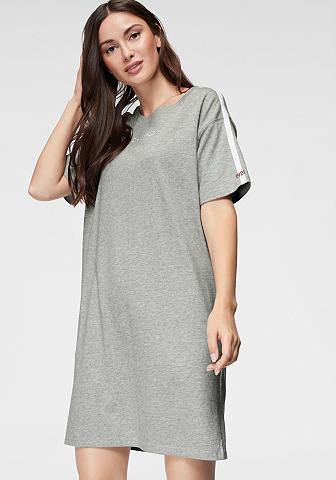 Calvin Klein Sleepshirt su Streifen an den Ärmeln