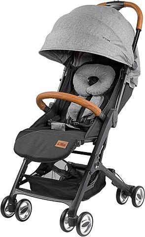 Gesslein Kinder-Buggy »Babies Smiloo Cuby grau-...