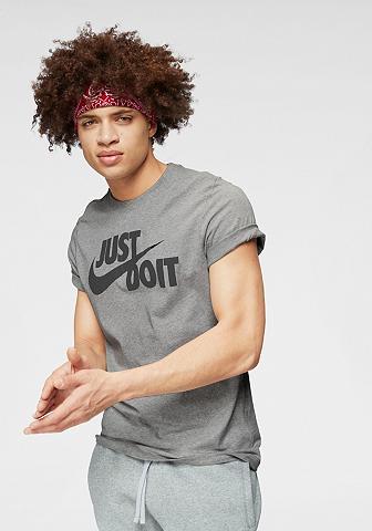 Nike Sportswear Marškinėliai »M NSW TEE JUST DO IT SWO...