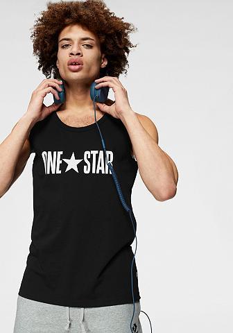 CONVERSE Marškinėliai be rankovių » ONE STAR TA...