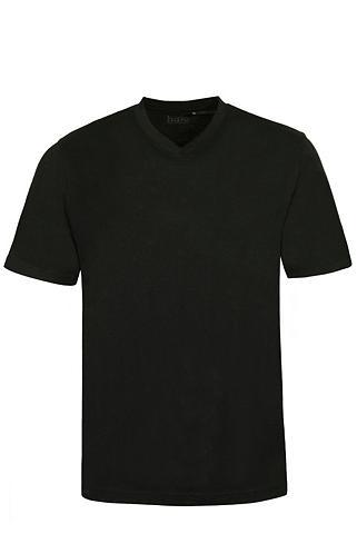 HAJO Marškinėliai dvigubas su V formos iški...