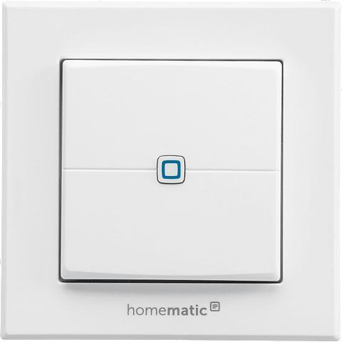 Homematic IP Smart Home »Wandtaster - 2-fach (14066...