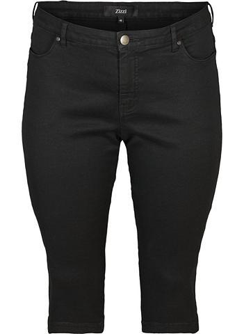 Zizzi 3/4 ilgio džinsai Damen Große dydžiai ...