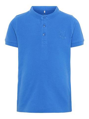 NAME IT Tigerpatch Polo marškinėliai