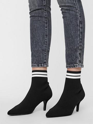 BIANCO Sock-knitted aulinukai