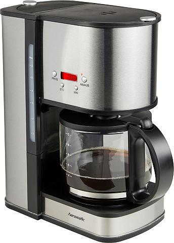 Hanseatic Filterkaffeemaschine dėl 12 Tassen Pap...