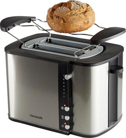 Hanseatic Toaster 59021228 2 kurze Schlitze dėl ...