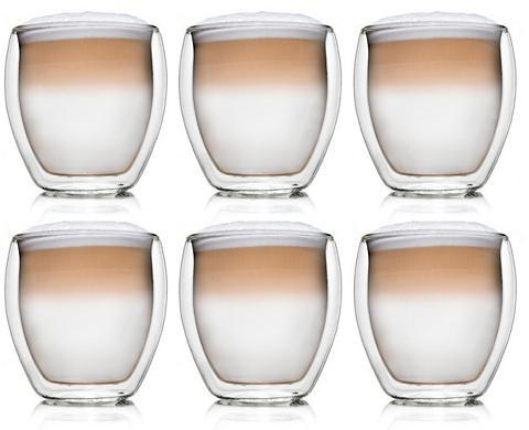 CREANO Stiklinių rinkinys (6 dalių)