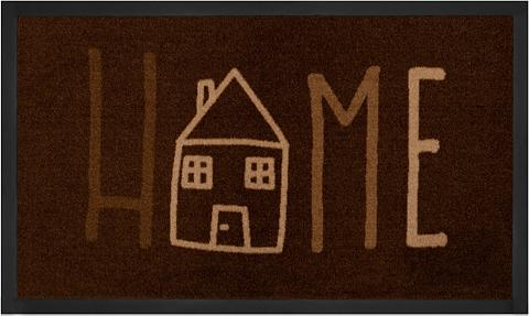 HANSE HOME Durų kilimėlis »Easy Home« rechteckig ...