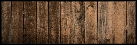 ZALA LIVING Virtuvės kiliminis takelis »Wood« rech...