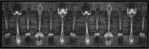 ZALA LIVING Virtuvės kiliminis takelis »Fork & Spo...