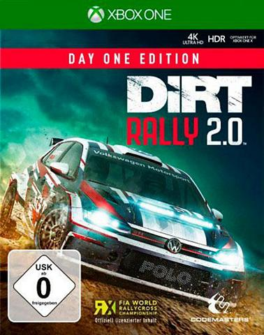 CODEMASTERS DiRT Rally 2.0 Day One Edition Xbox On...