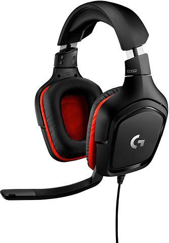 Logitech G »G332 - LEATHERETTE - EMEA« Gaming-Hea...