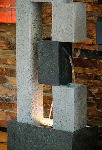 DOBAR Sodo fontanas BxTxH: ca. 405x215x905 c...
