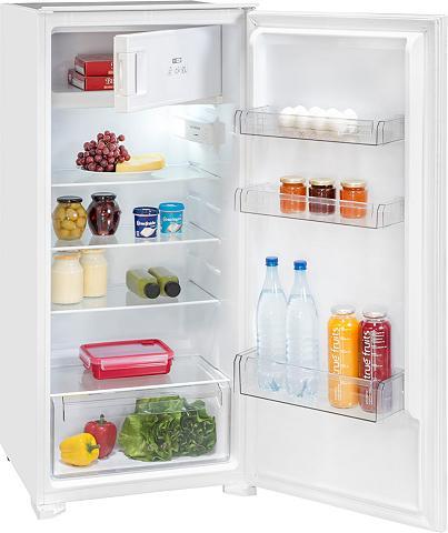 EXQUISIT Įmontuojamas šaldytuvas 1226 cm hoch 5...