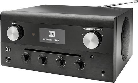 DUAL »CR 900 Phantom« Radio (BluetoothNFCWL...