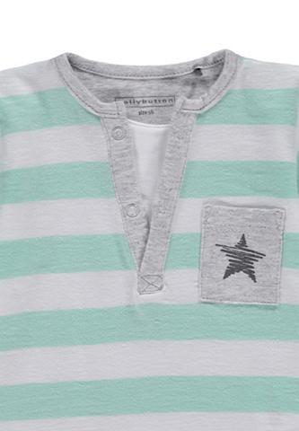 BELLYBUTTON Marškinėliai ilgomis rankovėmis dryžuo...