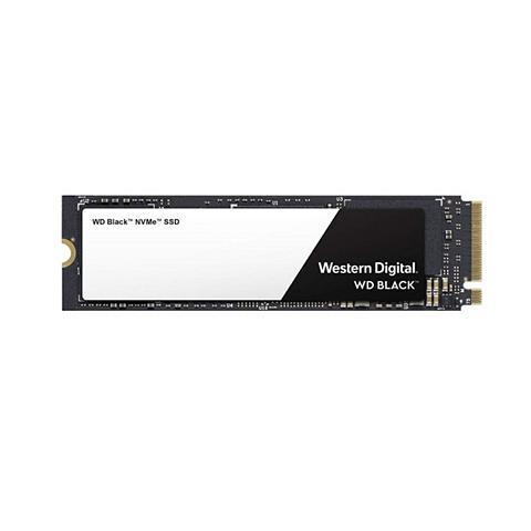 WESTERN DIGITAL Black SSD NVMe SSD interne Kietas disk...