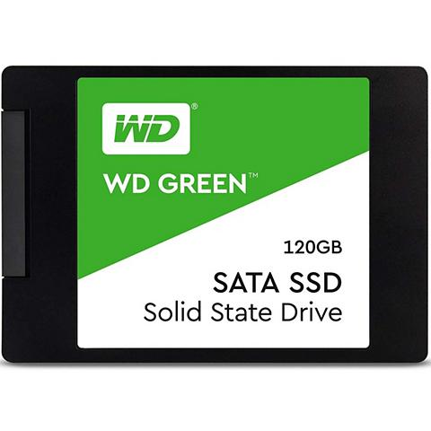 WESTERN DIGITAL Green SSD SATA 25 Zoll »interne Festpl...
