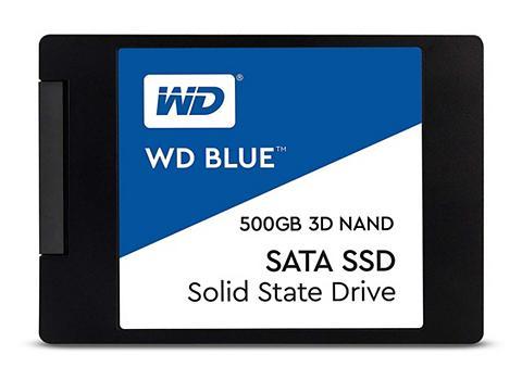 WESTERN DIGITAL Blue SSD 3D NAND 25Zoll SATA »Bereit d...